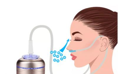 Портативные аппараты для дыхательного водорода