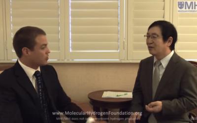 Беседа c Dr. Shigeo Ohta. Ученые о водородной воде.