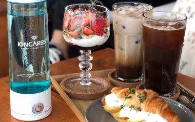 Новые бутылочки для водородной воды из Кореи