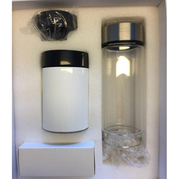 Испорчена упаковка. Hibon HB-05 350 мл  прибор для получения водородной воды.