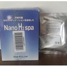 Водородная соль для ванны Nano H2 Spa ПРОБНИКИ